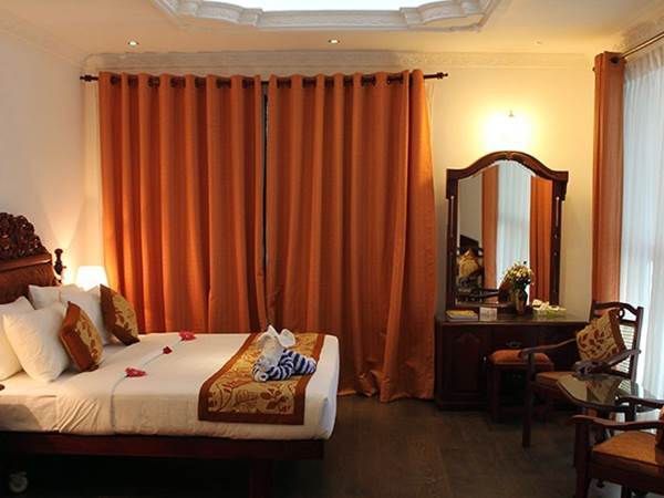 Centauria Hotel - Exempel på rum