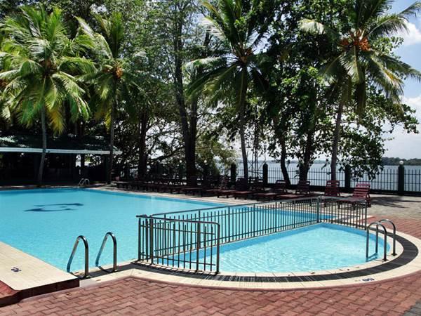 Centauria Hotel i Embilipitiya (Udawalawe)