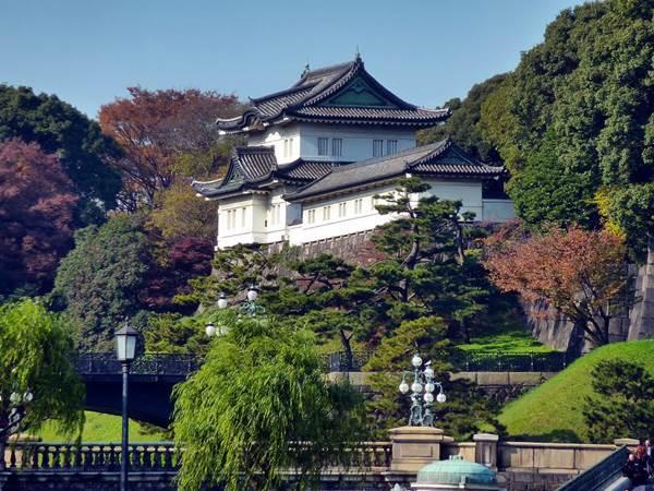 Kejsarens palats, Tokyo