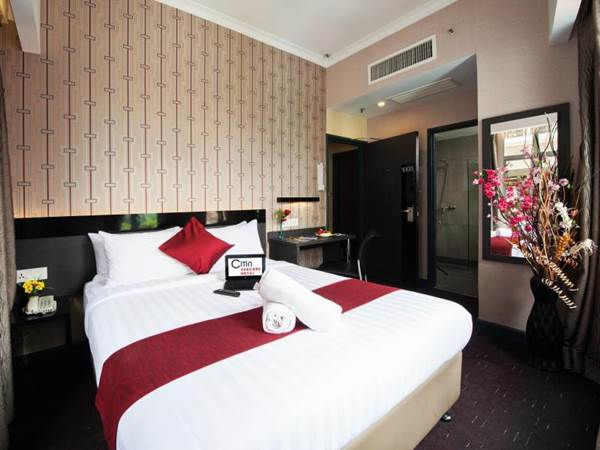 Citin Seacare Hotel - Exempel på dubbelrum