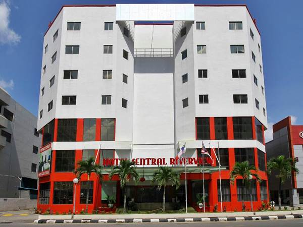 Hotel Sentral Riverview i Malacka