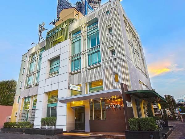 Astera Sathorn Hotel i Bangkok
