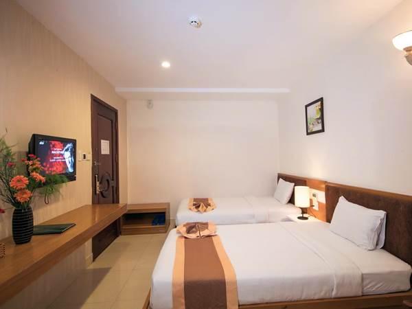 Aston Hotel - Exempel på rum
