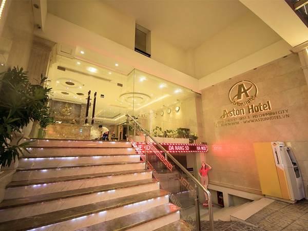 Aston Hotel i Ho Chi Minh City
