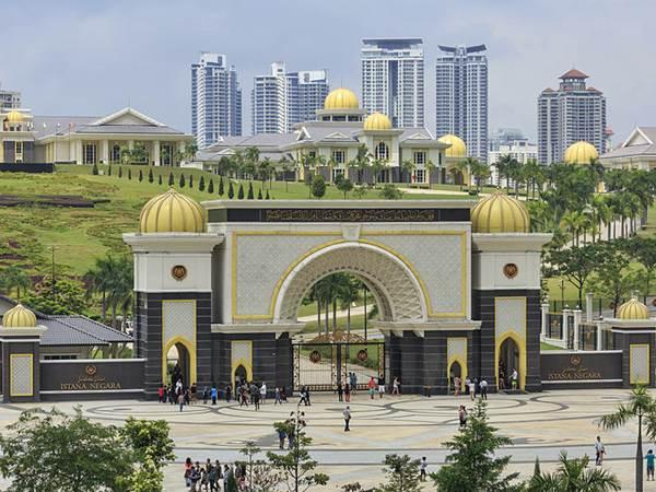 Istana Negara, Kulala Lumpur