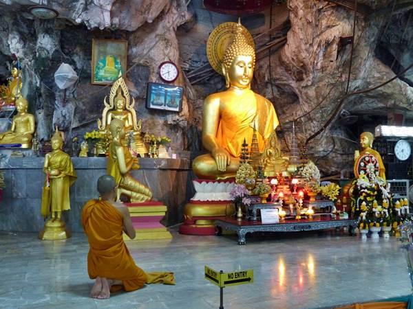 Wat Tham Seua, Ao Nang