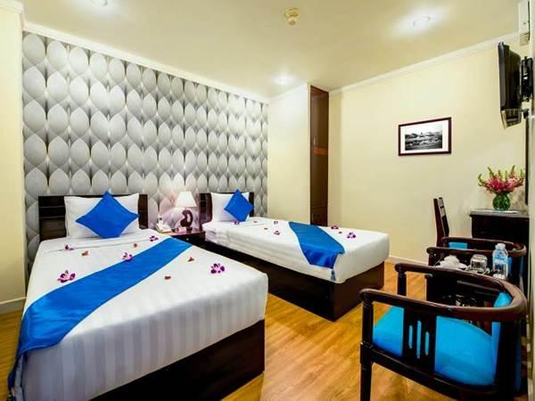 Blessing Central Saigon Hotel - Exempel på rum