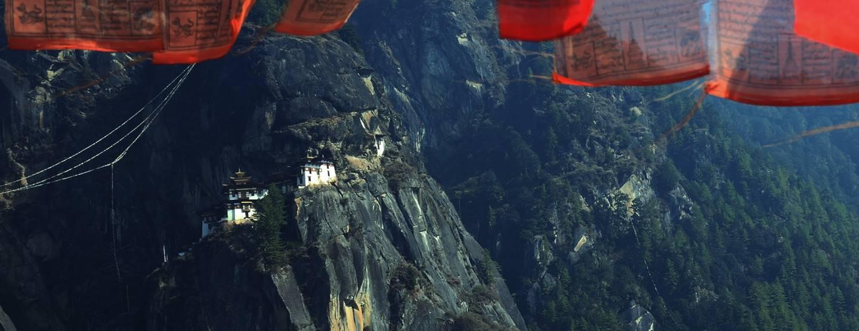 Äventyrsresa: Upptäck Bhutan – Drakens Land [TAC++]