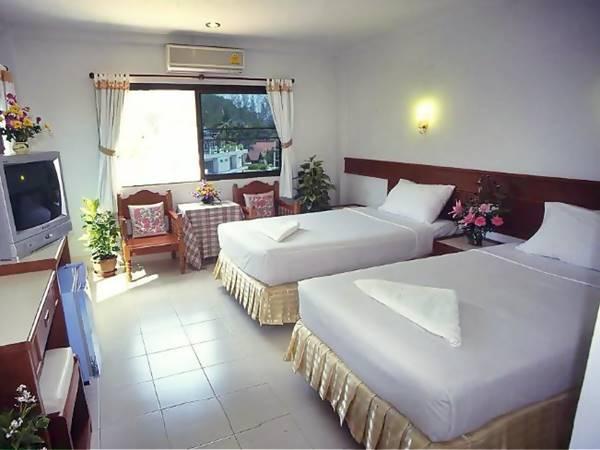 J Mansion Guesthouse - Exempel på rum