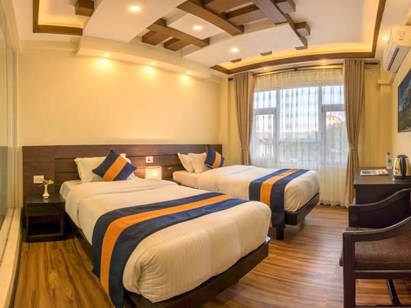 Norbulingka Boutique Hotel - Exempel på rum