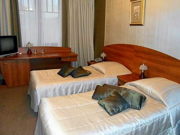 Arbat House Hotel - Exempel på rum
