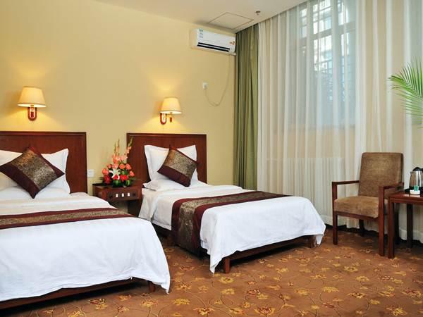 King Parkview Hotel - Exempel på rum