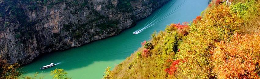 gruppresa-kina-Yangtzefloden