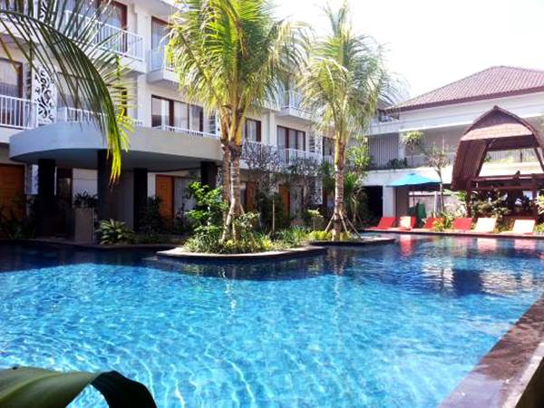 Abian Harmony Hotel & Spa i Sanur
