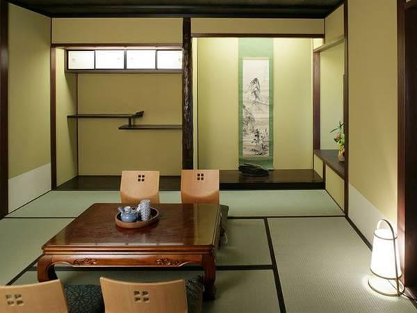 Matsubaya Ryokan - Exempel på rum