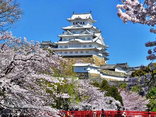 Slottet i Himeji