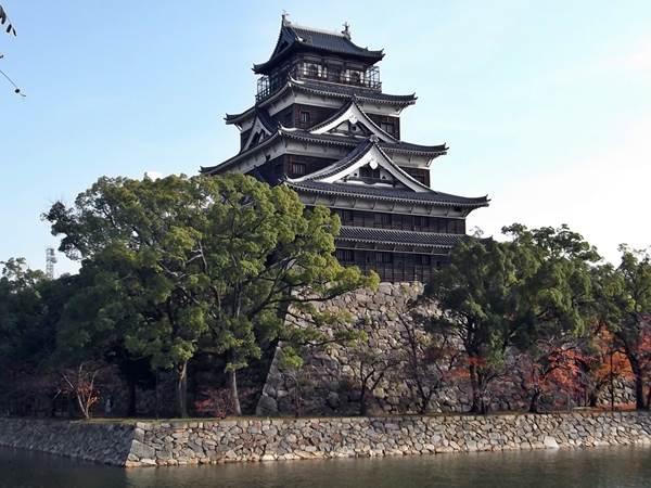 Slottet i Hiroshima