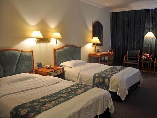 Chengdu garden City Hotel - Exempel på rum