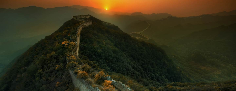 Upplev Kina: Från Peking till Hongkong [TAC+]