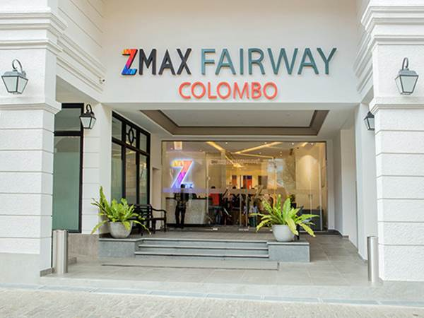 Z Max Fairway i Colombo