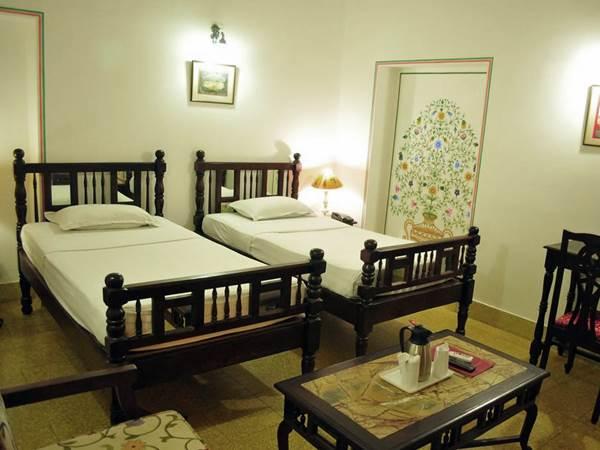 Hotel Mahal Khandela - Exempel på rum