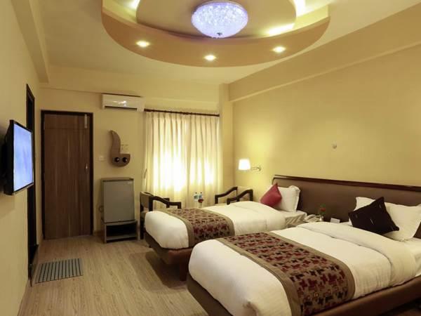 Hotel Moonlight - Exempel på rum