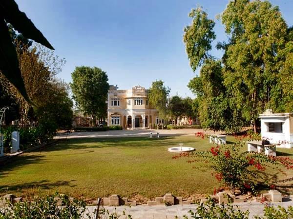 Hotel Roop Niwas Kothi Nawalgarh