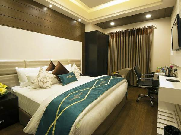 Hotel Taj Princess - Exempel på rum