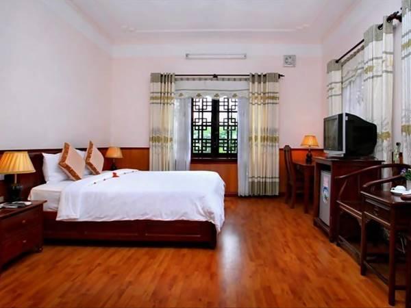 Bach Dang Hotel - Exempel på rum