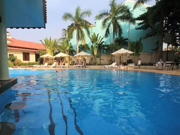 Bach Dang Hotel i Hoi An