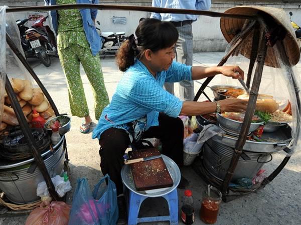 Bahn Mi i HCMC