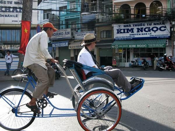 Cyclo i HCMC