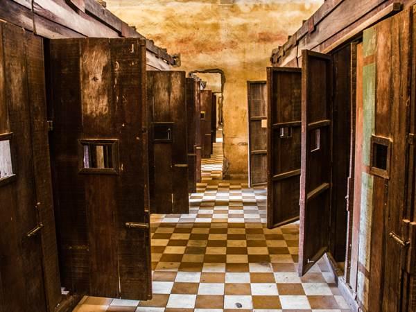 Fängelset Tuol Sleng