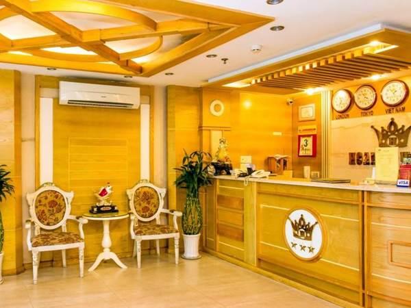 Hoang Phu Gia Hotel i HCMC
