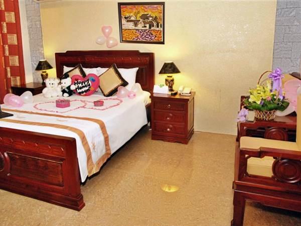 Posh Hotel - Exempel på rum