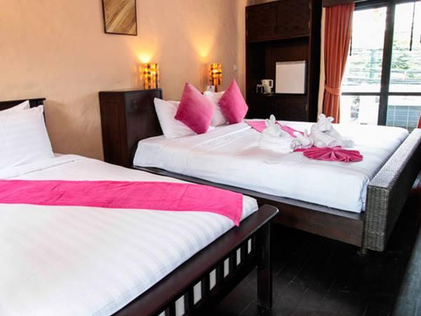 Punnpreeda Resort - Exempel på rum