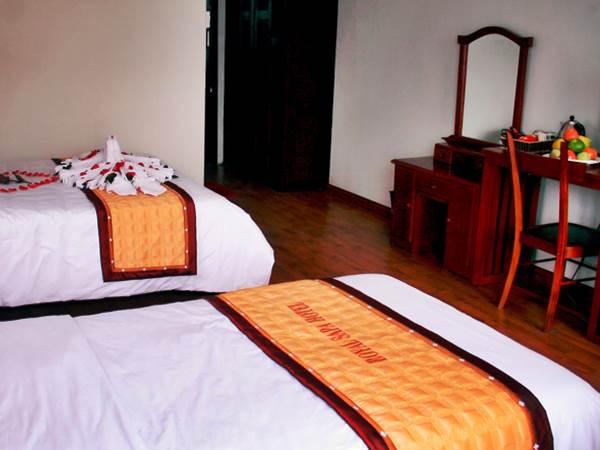 Royal Sapa - Exempel på rum
