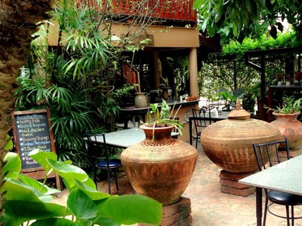 Ruean Thai Hotel - Restaurangen