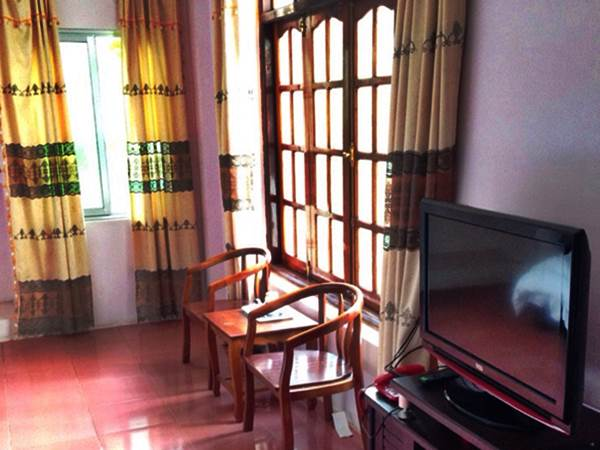 Thanh Nhu - Exempel på rum