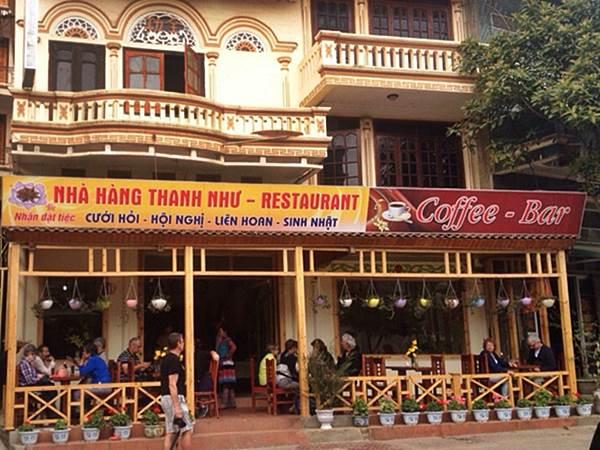 Thanh Nhu Hotel i Bac Ha