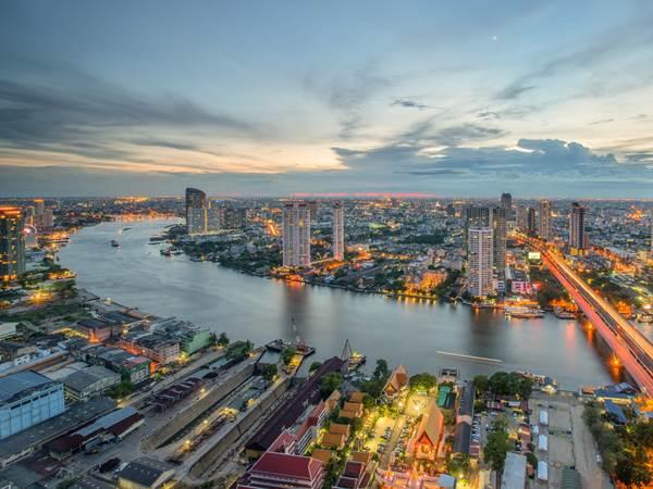 Välkommen till Bangkok