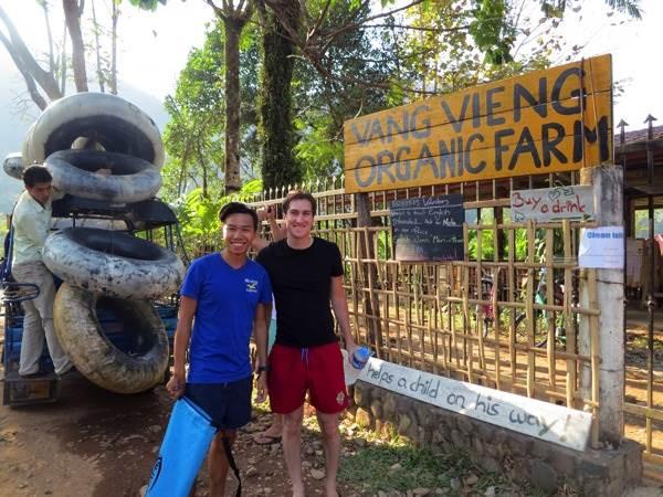 Vang Vieng Organic Farm