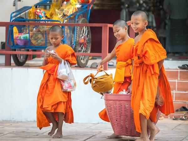 Vardag i Chiang Mai