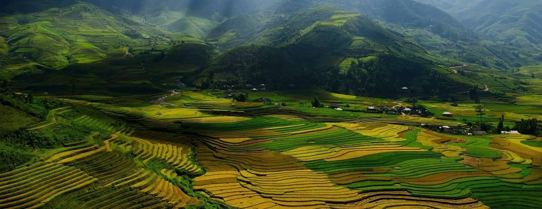 Budgetresa: Vietnam från Söder till Norr