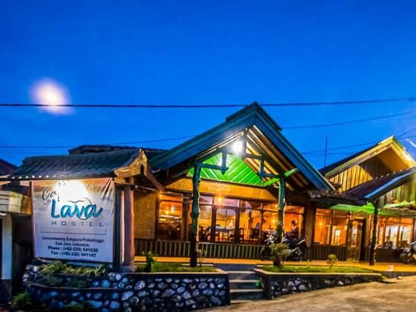 Cafe Lava i Bromo