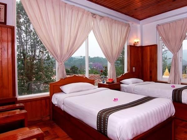 Dream Villa Hotel - Exempel på rum