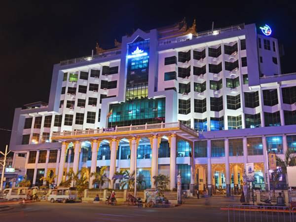 Hotel Marvel i Mandalay