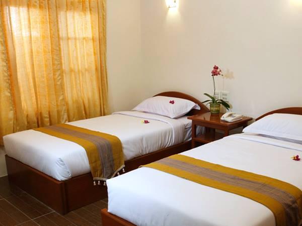 Inle Apex Hotel - Exempel på rum