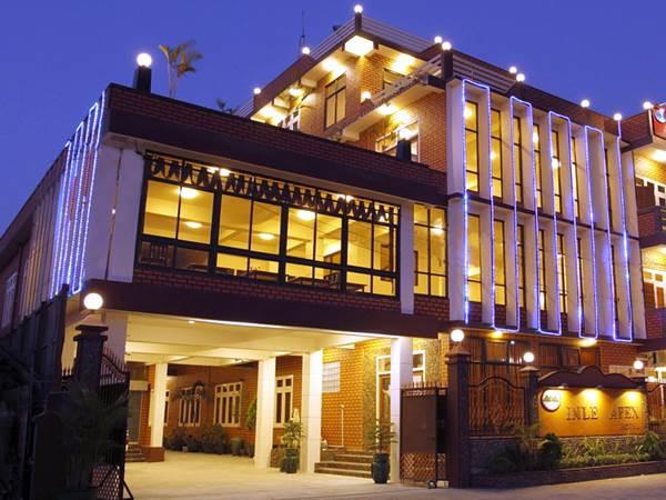 Inle Apex Hotel i Nyaungshwe