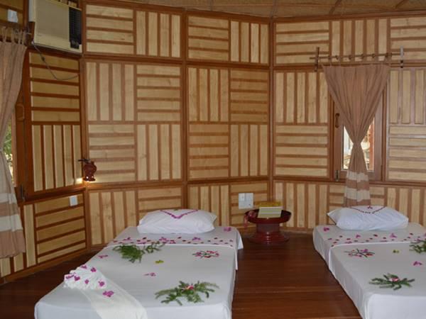 Kaday Aung Hotel - Exempel på rum